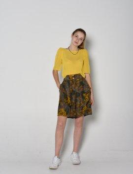 crazy pattern shorts, Gr.M