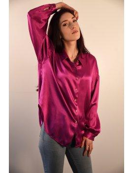 Pinkes Hemd, Gr.XL